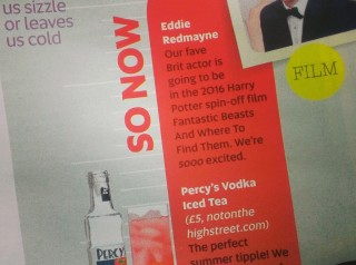 Percys Teas Now Magazine